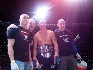 Ray Blodget - Elite MMA Corner