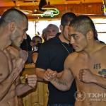 Featherweight (145) Bou - Angel Huerta vs. Andy Sandoval