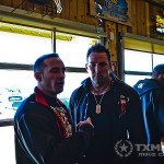 Jason David Frank and Rey Trujillo